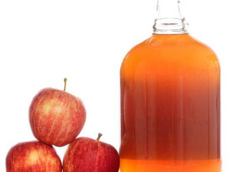 Treat your hair to some Apple Cider Vinegar