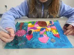 Paul Klee: Castle & Sun