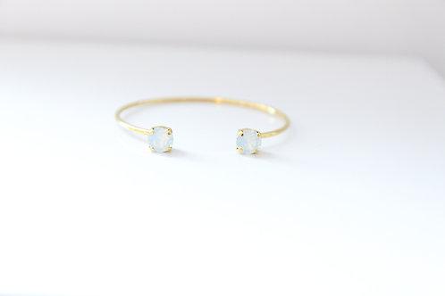 Madden Bracelet in White