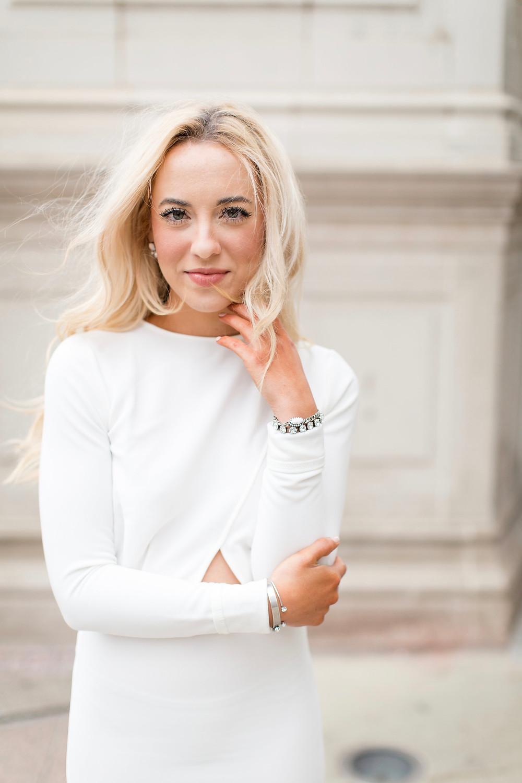 Alyssa Bove: Holiday Season Fashion Style