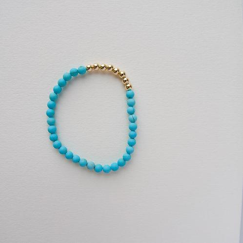 Hazel Turquoise Bracelet
