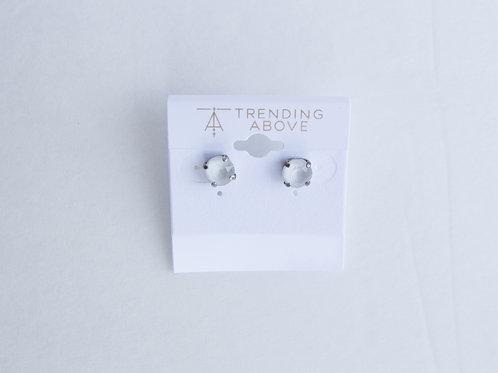 Magie Earrings Light Gray