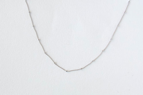 Rocket Sterling Silver Everyday Chain