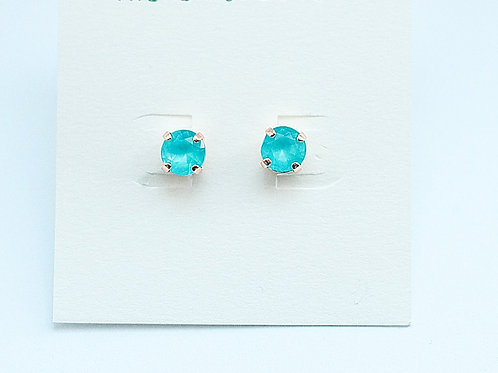 Magie Earrings Turquoise