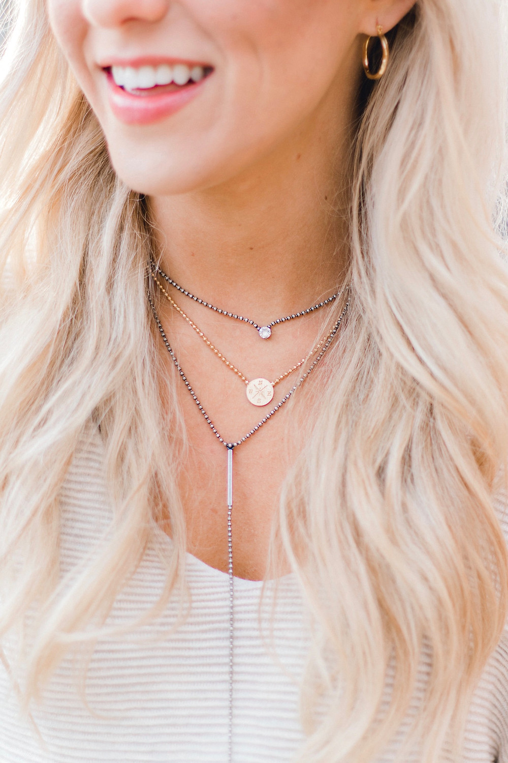 Necklace Layering Combos