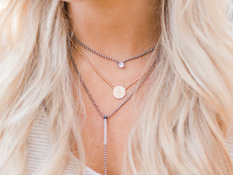6 Necklace Layering Combos