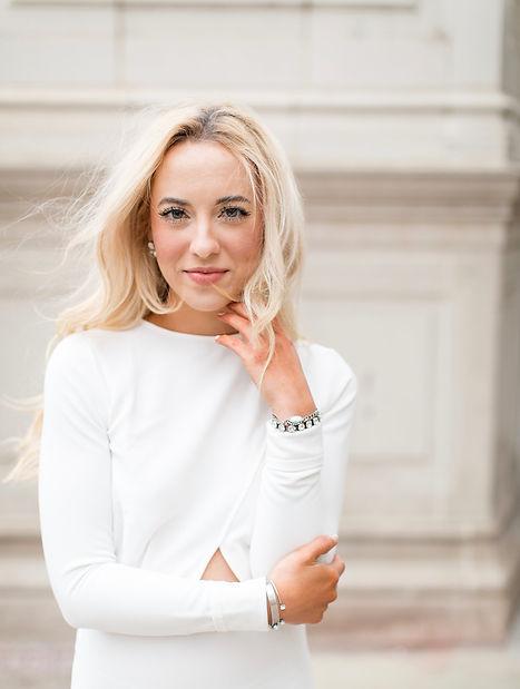 Chicago Fashion Designer Alyssa Boven