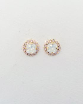 Molly Earrings Pink