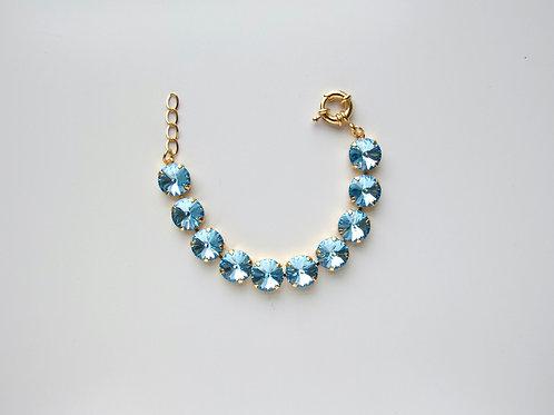 Emme Bracelet in Aqua