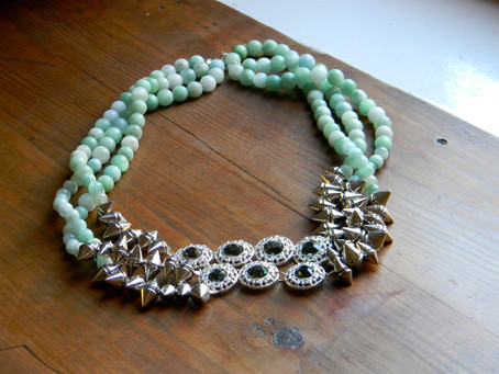 DIY Fountain Necklace