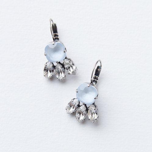 Spike Leverback Earrings