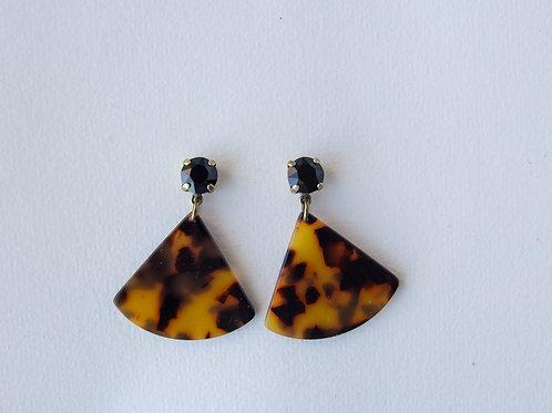 Reid Tortoise Earrings