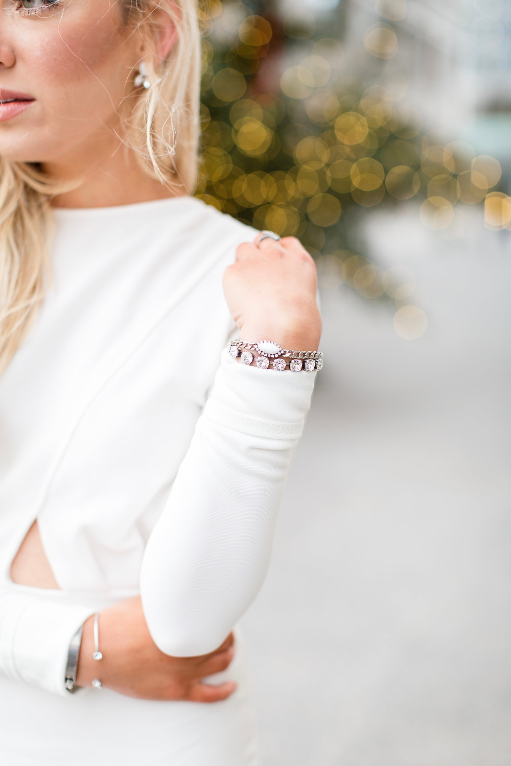 Holiday Jewelry Style: Crystals and Sparkle