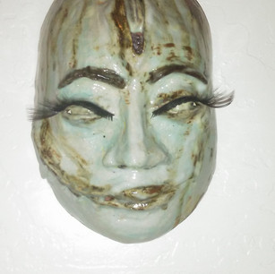 Yokai No. 8, Excerpt from Face Mask series