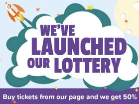 We've joined the East Lothian Community Lottery