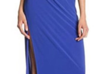 Andrianna Papell one shoulder dress