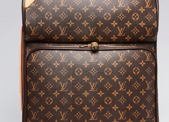 Louis Vuitton Monogram Canvas Pegase 55 Business  Suitcase