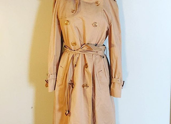 Vintage Burberry Trench Coats