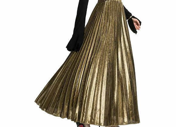 Chartou Metallic Skirt