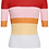 Thumbnail: Emilio Pucci woman's color-block knit