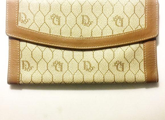 Vintage Christian Dior Wallet/kisslock coin purse