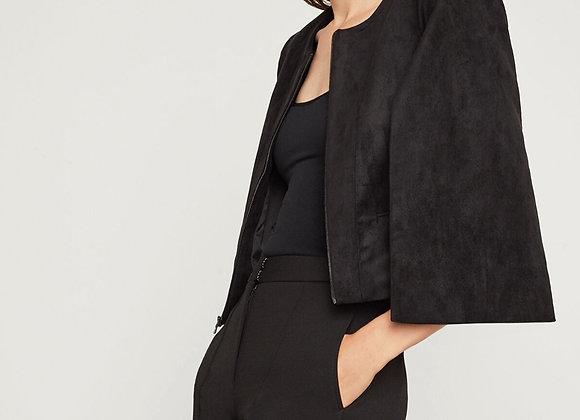 BCBG Faux Suede jacket