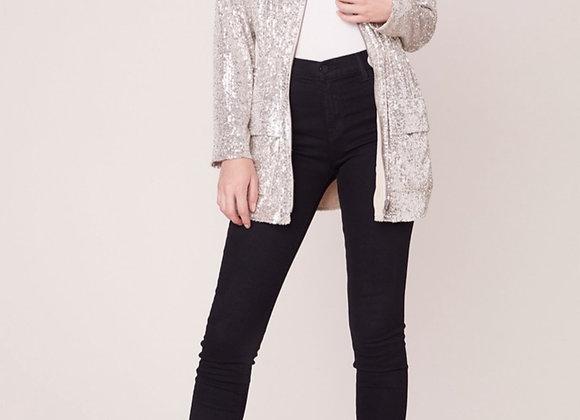 Sequin Premiere Sequin Jacket