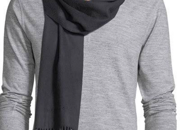 Burberry The Classic Cashmere Scarf navy