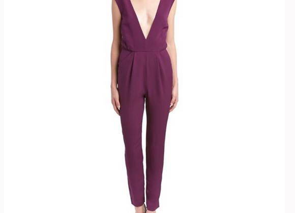 Tocca silk jumpsuit
