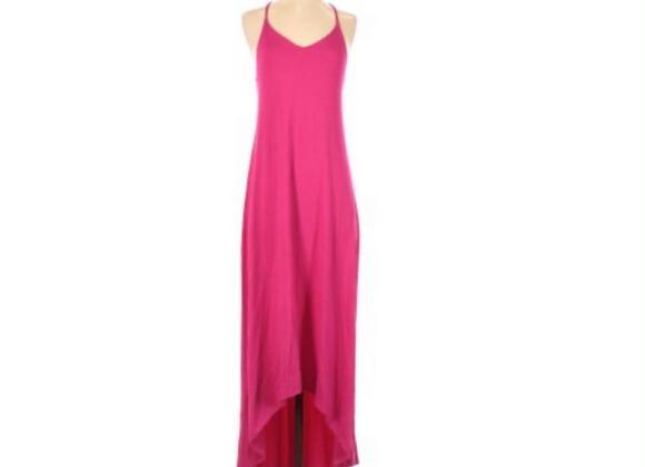 Tabitha Webb Fuchsia Maxi Dress