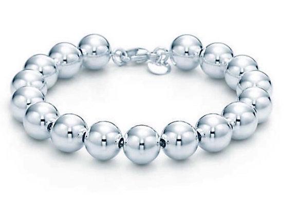 Tiffany & Co.Sterling Silver Ball Bracelet