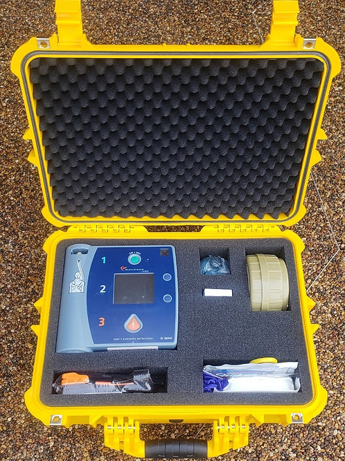 CLST Ruggedized AED Case