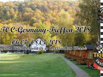 2. HTOC - Germany Treffen 2018