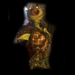 Traveling Turtle Tongo