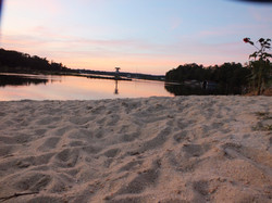 Beach Area & View