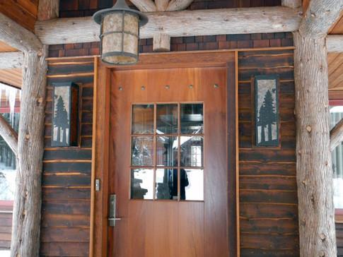 Adirondack log entry
