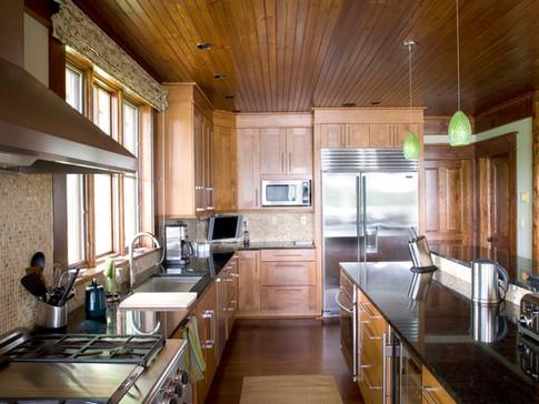 Adirondack Custom Kitchen Beadboard