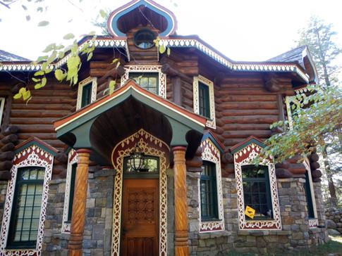 Historic Adirondack home