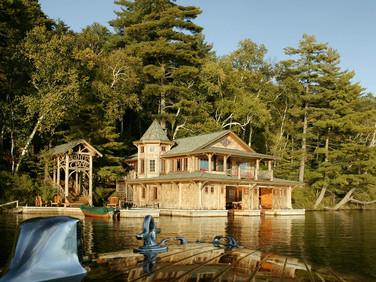 Ruthies Adirondack Boathouse