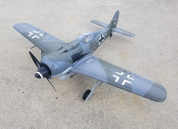 Parkzone FW-190 BNF with Retracts