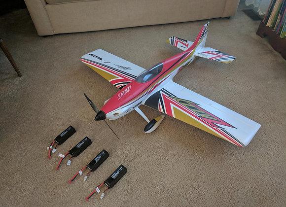 Avios Zazzy BNF w/ 4 Batteries