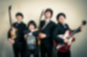NOT The Beatles. 60's Beatles tribute band belgië