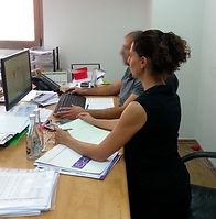 ייעוץ ארגונומי לעובדי משרד