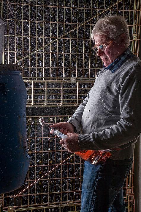 photographie vigneron