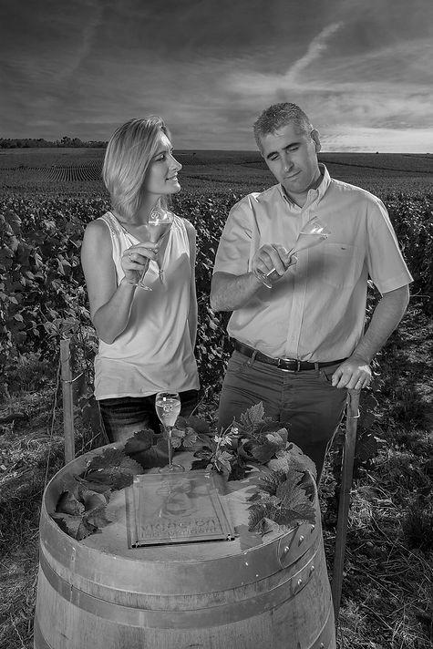 photographie vigne vigneron