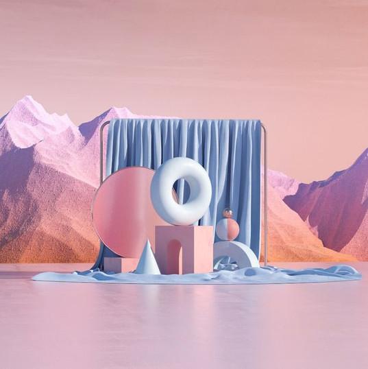 3D / CENOGRÁFIA