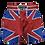 Thumbnail: Трусы THAI-BOXING британский флаг (classic)