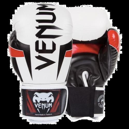 Venum Elite White/Black/Red