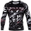 Thumbnail: RUSH GUARD VENUM SAMURAI SKULL