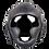 Thumbnail: Шлем боксерский Venum Elite Grey/Grey
